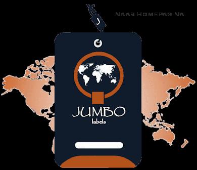Jumbolabels -Textiel labels voor iedere klasse-
